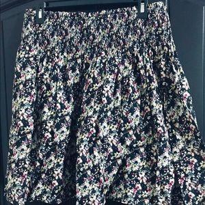 H&M Skirts - H&M Floral Mini Skirt